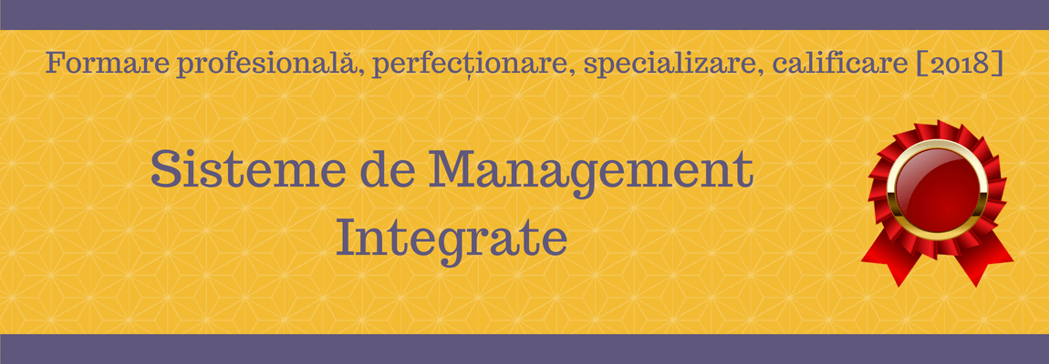sisteme de management integrate