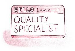 Specialist în domeniul calităţii