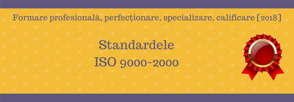 Standardele ISO 9000-2000