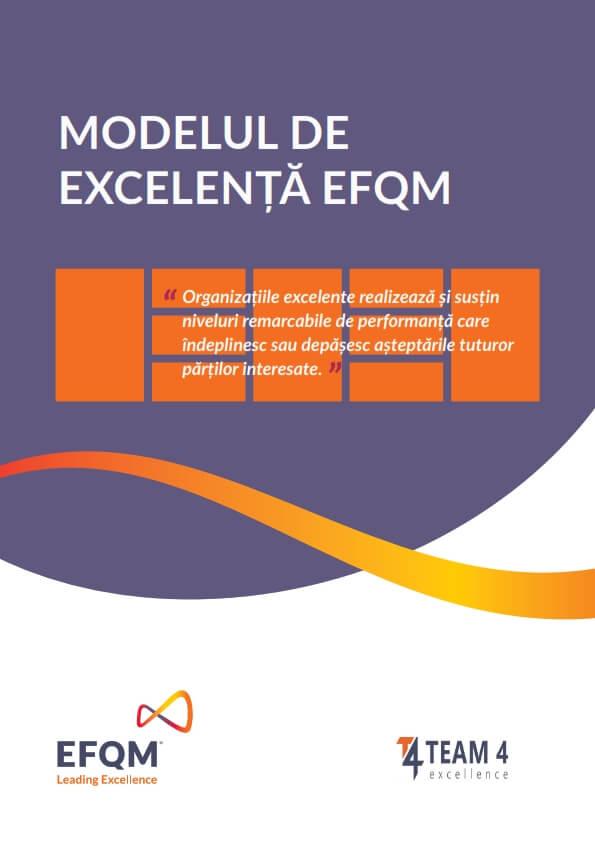 Modelul de Excelenta EFQM in limba romana